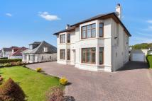 Detached house in Gartmore Road, Paisley...