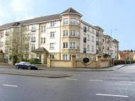 Flat for sale in Priorwood Court...