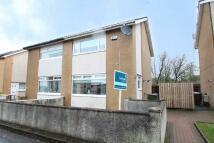 semi detached house in Archerhill Terrace...
