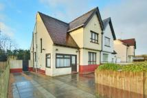 semi detached property in Glendinning Road...