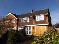 4 bed semi detached house in Bookham, Leatherhead...