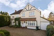 4 bed Detached property for sale in Effingham, Leatherhead...