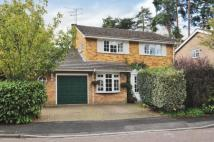 4 bed Detached house for sale in Fleet, Hampshire
