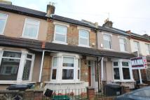 Terraced property in Davidson Road, Croydon