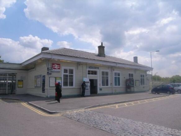 South Croydon rail