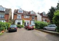 Flat for sale in Sherwood Park Road...