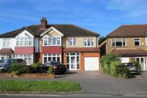 semi detached home for sale in Palmer Avenue, Cheam...