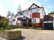 Link Detached House for sale in Pear Close, London, NW9