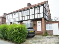 4 bedroom semi detached property in Coniston Gardens, London...