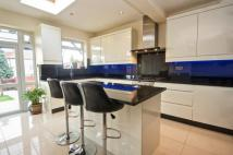 Terraced home for sale in Summit Close, Kingsbury...