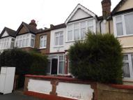 Terraced house in Montgomery Road, Edgware...