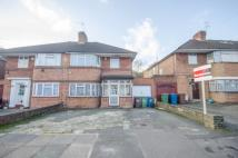 semi detached house for sale in Longcrofte Road, Edgware...