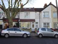 Terraced property in Victoria Road, London, N9