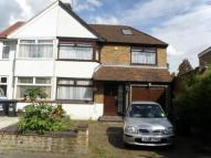 Coniston Gardens semi detached property for sale