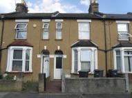 Terraced property in Edinburgh Road, London...