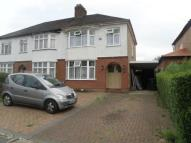 3 bed semi detached property in Warren Crescent, London...