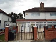 2 bed semi detached property in Middleham Road, London...