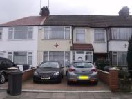 Terraced property in Brent Park Road, London...