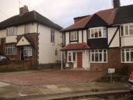 4 bed semi detached home in Sherrock Gardens, London...