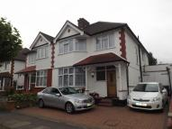 semi detached home in Sevington Road, London...
