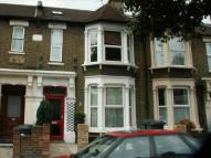 Terraced house in Francis Road, London