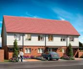 3 bedroom new property for sale in Buchans Walk...