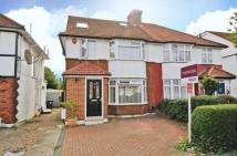 semi detached home for sale in The Greenway, London
