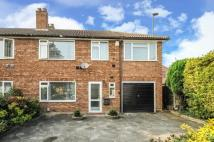 4 bed semi detached property for sale in Woodcroft Avenue, London