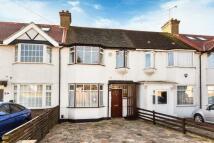 Terraced house in Hale Drive, London