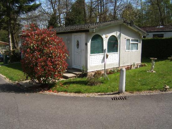 2 Bedroom Mobile Home For Sale In Turners Hill Park