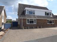 3 bedroom semi detached home for sale in Alder Close...