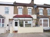 Terraced house in Gordon Road...