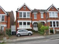 semi detached house in Cranbourne Road, London...