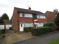 3 bed semi detached house in Dugdale Hill Lane...