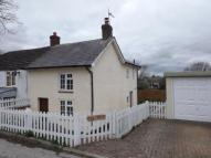 2 bedroom semi detached property for sale in Upper Backway, Shrewton...