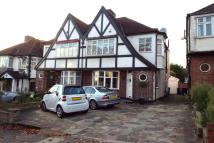 semi detached house for sale in Osidge Lane, Southgate...