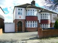 3 bedroom semi detached house for sale in Belgrave Gardens, London...