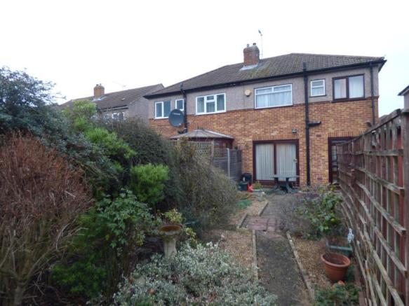 Back Of Garden View