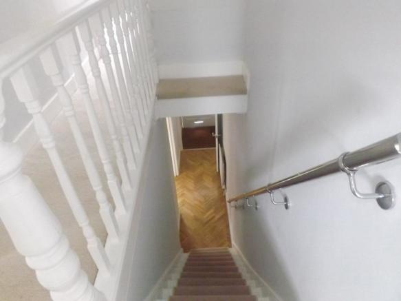 First floor stairs a