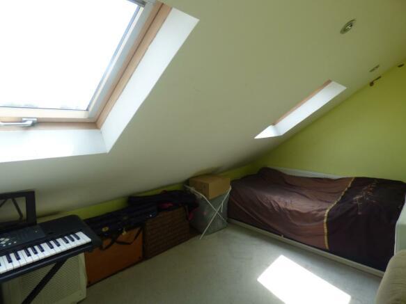 Bedroom Five in eves