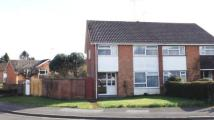 semi detached house for sale in Ingram Close, Horsham...