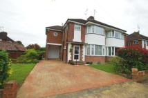 4 bed home in Curzon Avenue, Horsham...