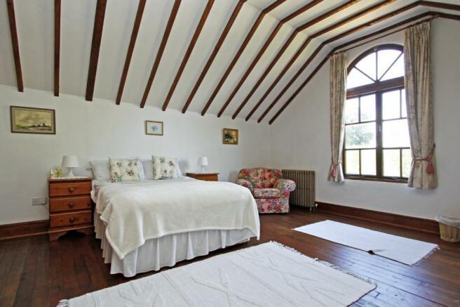 Coach House Bedroom