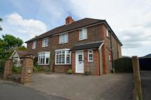 3 bed semi detached property in Hurst Avenue, Horsham...