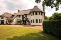 Detached property for sale in Sea Avenue, Rustington...
