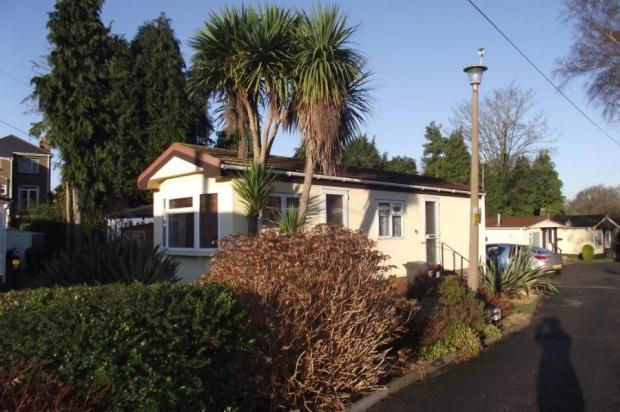 1 Bedroom Mobile Home For Sale In Doveshill Park 18