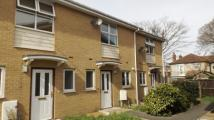 Terraced house in Melgate Close, Winton...