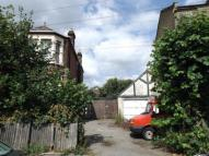 Land for sale in Holly Road, Wanstead...