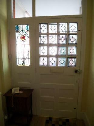 Front Door