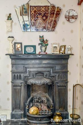 Original Fireplace